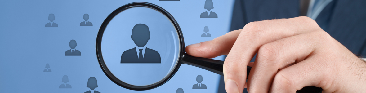 Potenzialeinschätzung Mit unserm Know-how identifizieren Sie den geeigneten Kandidaten.